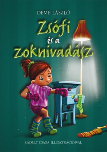 Könyv - Zsófi és a zoknivadász