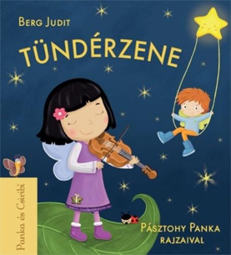 Könyv  - Tündérzene