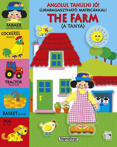 Könyv - Angolul tanulni jó! - The farm