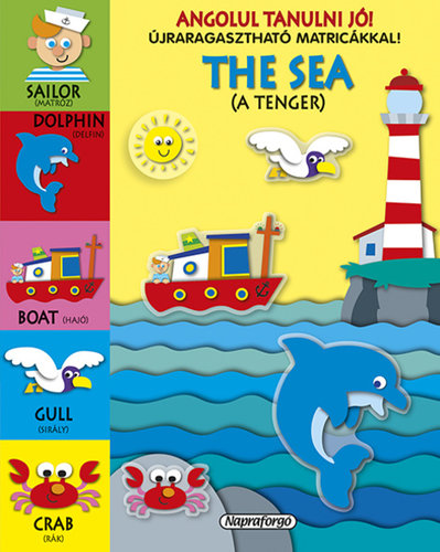 Könyv - Angolul tanulni jó! - The sea
