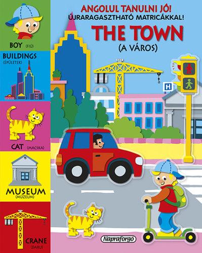 Könyv - Angolul tanulni jó! - The town