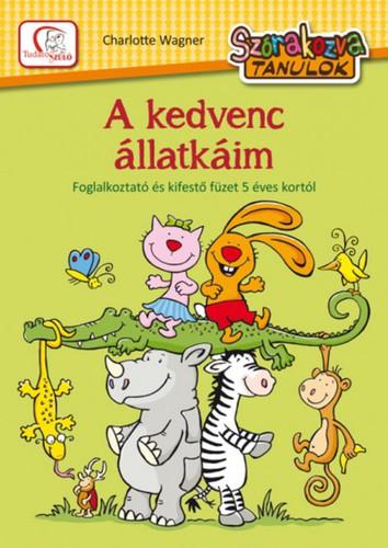 Könyv - A kedvenc állatkáim