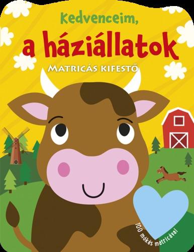 Könyv - Kedvencem a háziállatok