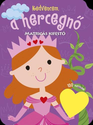 Könyv - Kedvencem a hercegnő