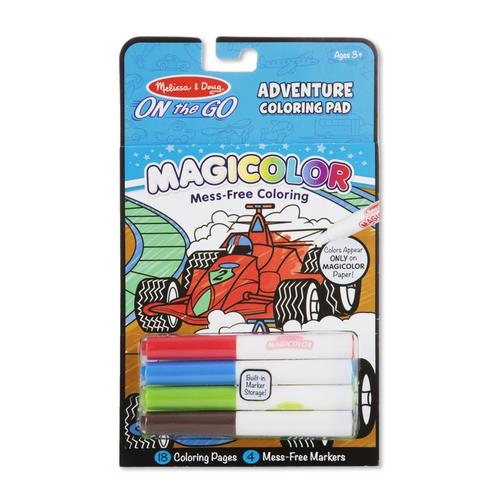 Melissa and Doug Kreatív játék mágikus színező - kalandok #9129