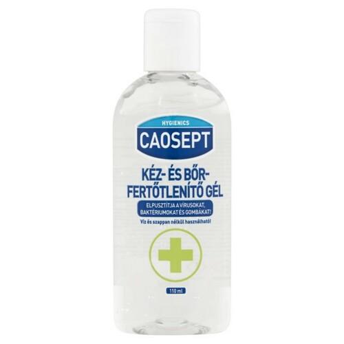 Caosept Kézfertőtlenítő gél átlátszó 110 ml