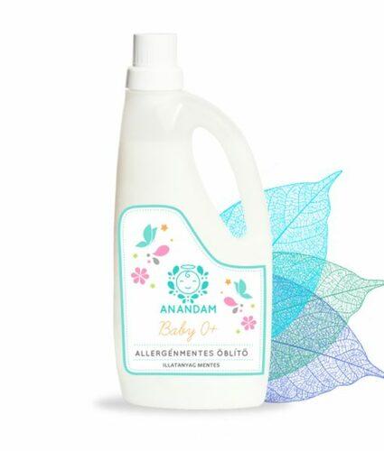 Anandam Baby Öblítő Allergénmentes - illatmentes 1L