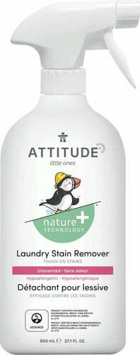 Attitude Folteltávolító illatmentes 800ml