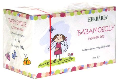 Herbária Babamosoly gyerektea 40g