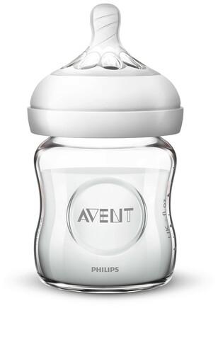 Philips Avent természetes cumisüveg 120ml #SCF671/17