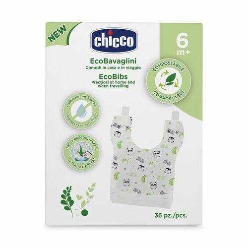 Chicco Előke eldobható komposztálható 36db #CH0103990