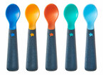 Tommee Tippee Easigrip evőkanál önálló evéshez #5db #44718910