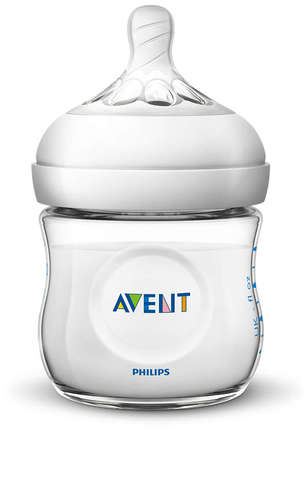 Philips Avent Natural cumisüveg #125 ml