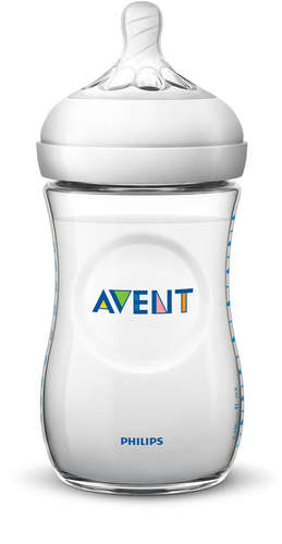 Philips Avent Natural cumisüveg #260ml