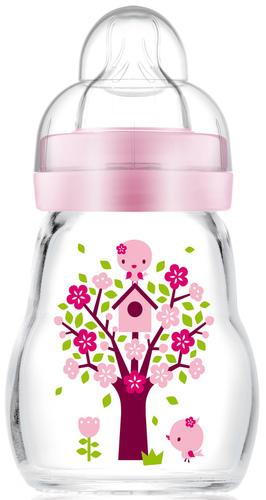Mam üveg Cumisüveg #170ml #Rózsaszín #692949