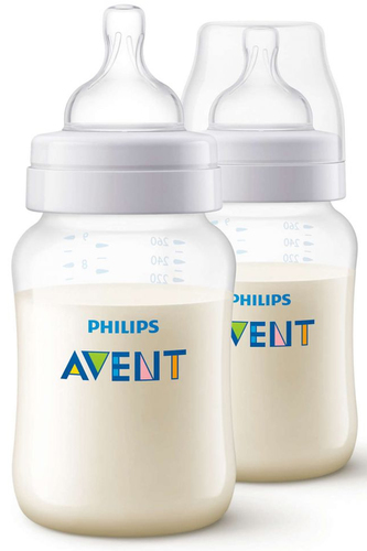 Philips Avent Anti-colic cumisüveg #260ml #2db