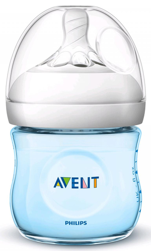 Philips Avent Natural cumisüveg #125 ml #kék