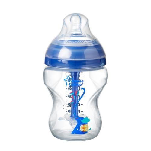 Tommee Tippee Advanced Anti-Colic cumisüveg #260ml #kék #42257575
