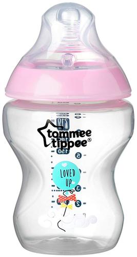 Tommee Tippee Cumisüveg #260ml #színes #lány #42250287