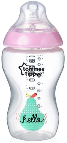 Tommee Tippee Cumisüveg #340ml #színes #lány #42269887