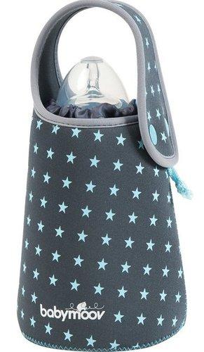 Babymoov Cumisüveg melegítő neoprém táskával Star #A002102