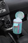 Babyono Autós cumisüvegmelegítő Türkiz-rózsaszín #199-408278