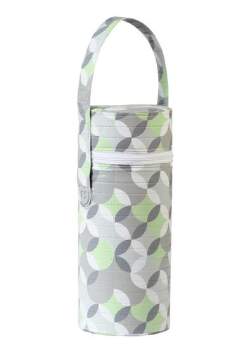 Babyono Univerzális hőbox szürke-zöld mintás #604-406236