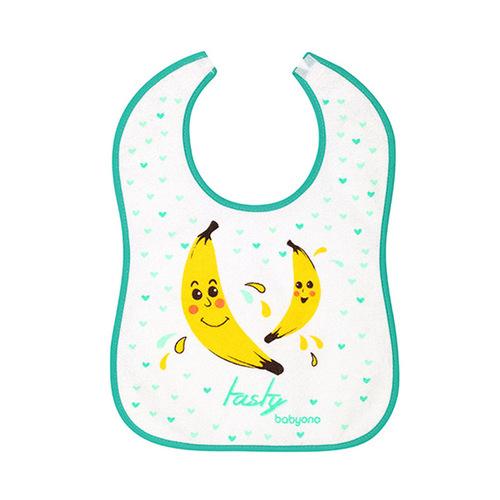 Babyono előke frottír vízálló réteggel #nagy banán #833-407639