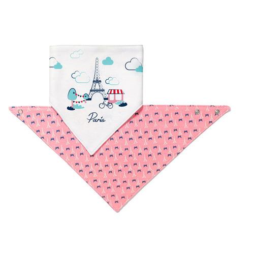 Babyono Előke háromszög #2db #Paris #879-07