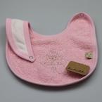 Kukukk Előke frottír #rózsaszín Daisy