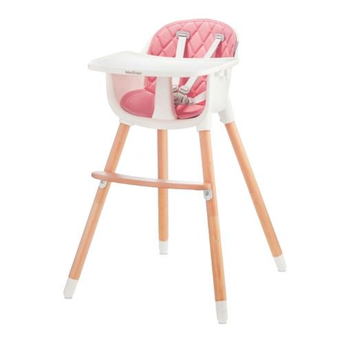 Baby Tiger TINI etetőszék pink