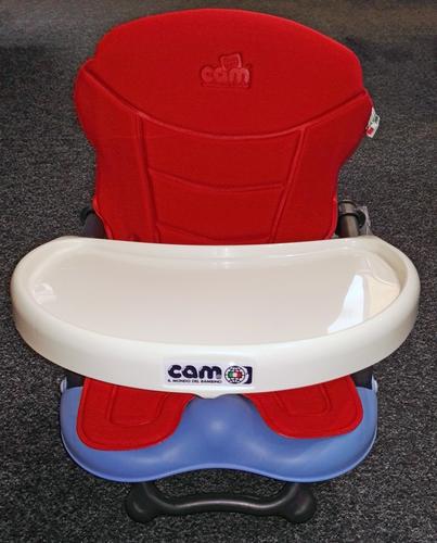 Cam Smarty etetőszék huzattal P10