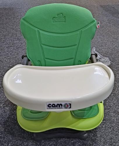 Cam Smarty etetőszék huzattal P17