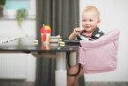 Fillikid Etetőszék asztali Flexi #pink melanzs #398-12