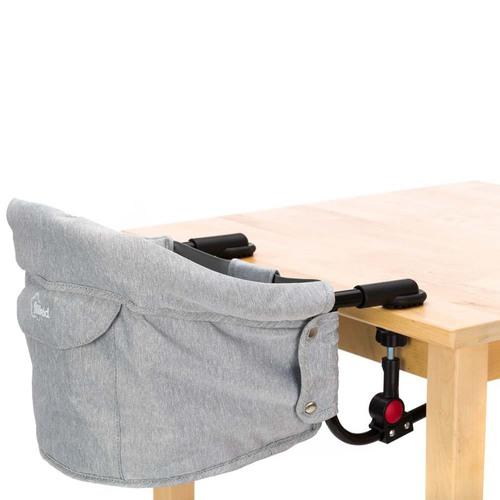Fillikid Etetőszék asztali szürke melanzs #395-87