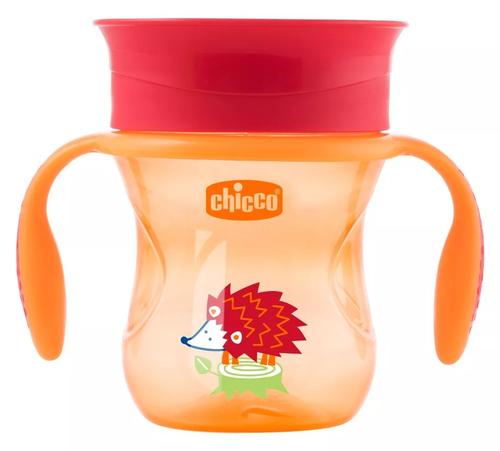 Chicco Itatópohár 360 Perfect #12h #piros-narancs #CH00695130-070077