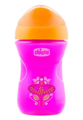 Chicco Itatópohár Easy #12m #lány lila #CH00696120-081240
