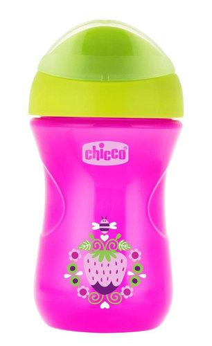 Chicco Itatópohár Easy #12m #lány pink #CH00696120-081240