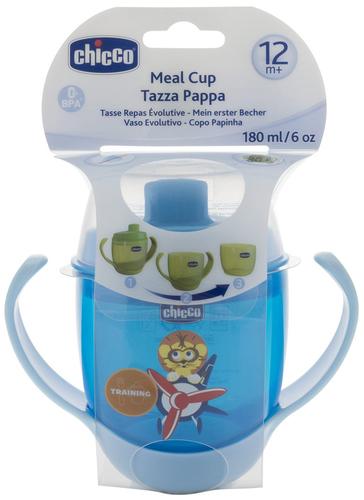 Chicco Meal Cup Itatópohár 12m #kék #CH00682412-043019