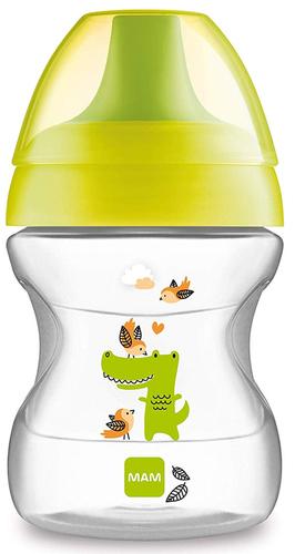 Mam Ivástanuló pohár 190 ml-es #663543 #sárga - krokodil