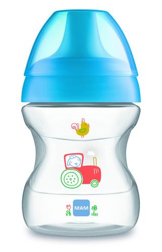 Mam Ivástanuló pohár 190 ml-es #Kék - traktor #663543 2020
