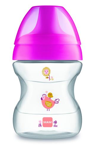 Mam Ivástanuló pohár 190 ml-es #Rózsaszín - csirke #663543 2020