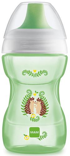 Mam Ivástanuló pohár 270 ml-es #663550 #Zöld - sünik