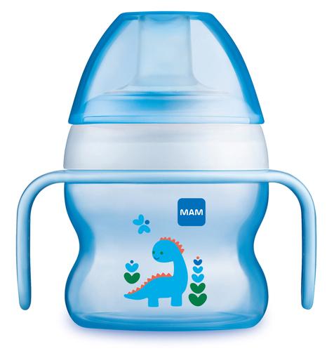 Mam Starter Cup ivópohár 150 ml #670114 #2020 #Kék dínó