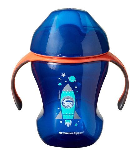 Tommee Tippee Easy drink Itatópohár 6hó #kék rakéta #44711087-471109 2020