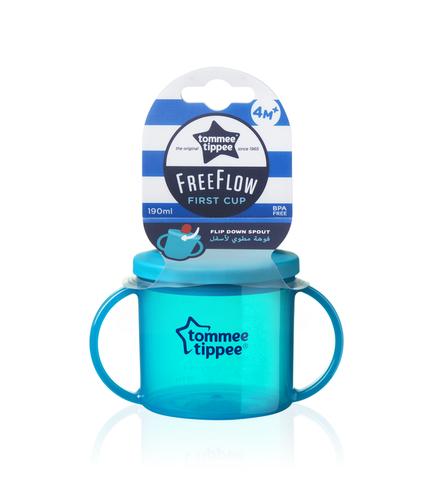 Tommee Tippee Essential First Cup pohár 4 türkiz #43111010-311108