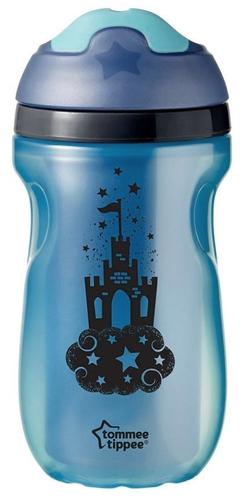 Tommee Tippee Insulated Itatópohár Sipper 260ml #kék kastély #44713087-471307