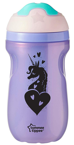 Tommee Tippee Insulated Itatópohár Sipper 260ml #lila unikornis #44713087-471307