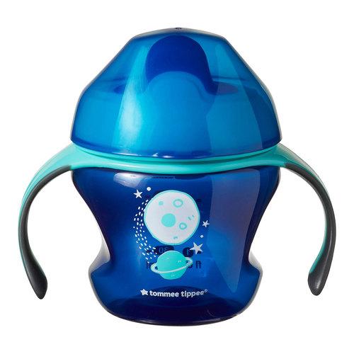 Tommee Tippee First Cup Itatópohár #4hó #Bolygók kék #44710187-471017