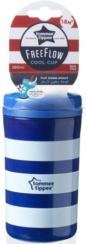 Tommee Tippee FreeFlow Cool Itatópohár #380ml #kék #44402487-440242